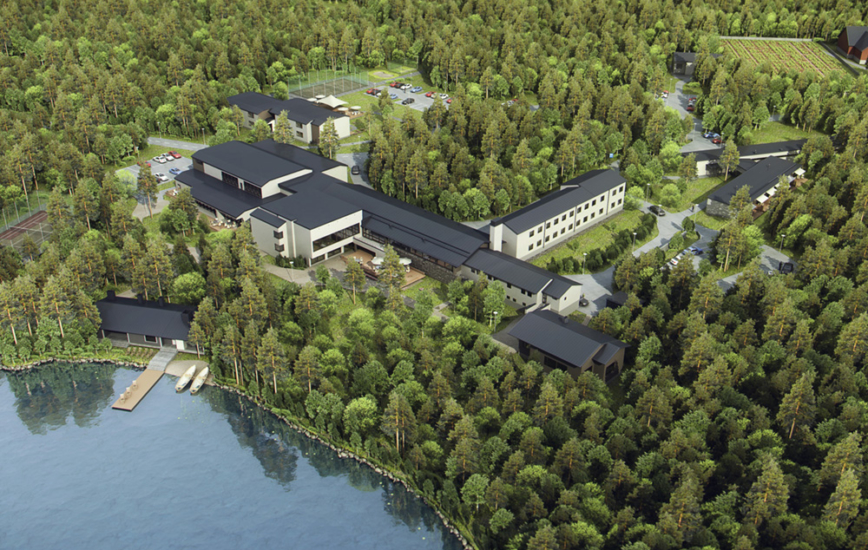 Siikajärvi Puhkekeskus Espoo