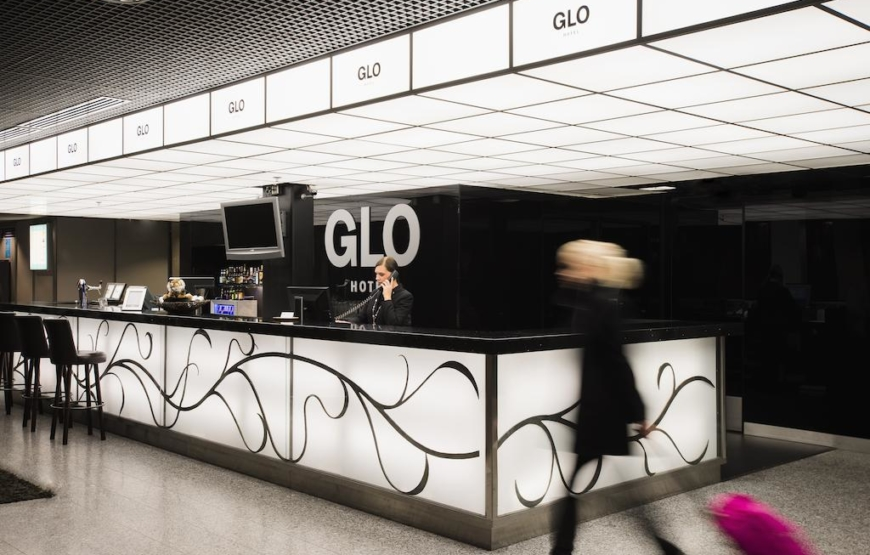 Hotel-Glo-Vantaa Ehitus