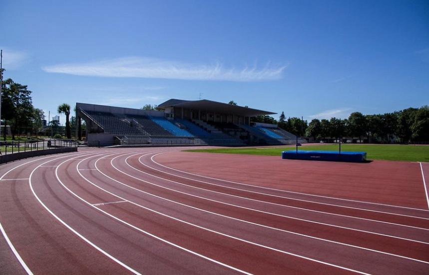 Kadrioru-Staadioni ehitus